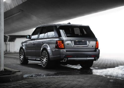 A0 A1 A2 A3 A4 Sizes Range Rover Sport Car Art Framed CANVAS PRINT