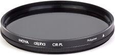 Hoya 58mm alpha Circular Polarizer Glass Filter (G-APL58CRPL)