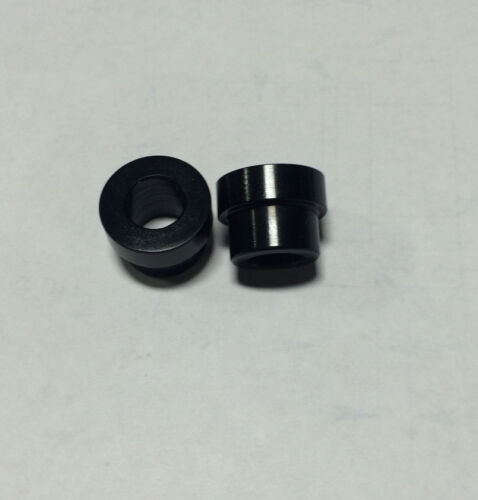 Eyelet Bushings Black Anodized 22.86mm width x 8mm ID Fits Fox 803-03-057