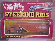 Hot Wheels Steering Rigs Allied Mack Moving Van