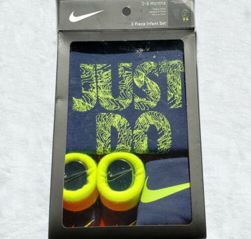 Nike Air Jordan Jumpan 3 Piece Infant Set