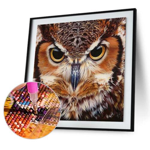 5D Full Drill Diamond Painting DIY Embroidery Xmas Arts Cross Stitch Crafts Kit