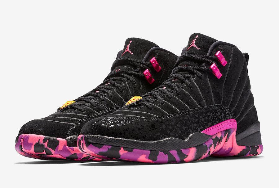 Nike Air Jordan Retro 12 XII Doernbecher DB Men s Shoes Size 13 for ... 09bb23216