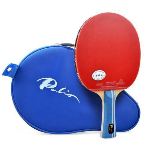Palio 2 étoiles tennis de table chauve-souris livraison gratuite Ping Pong Paddle