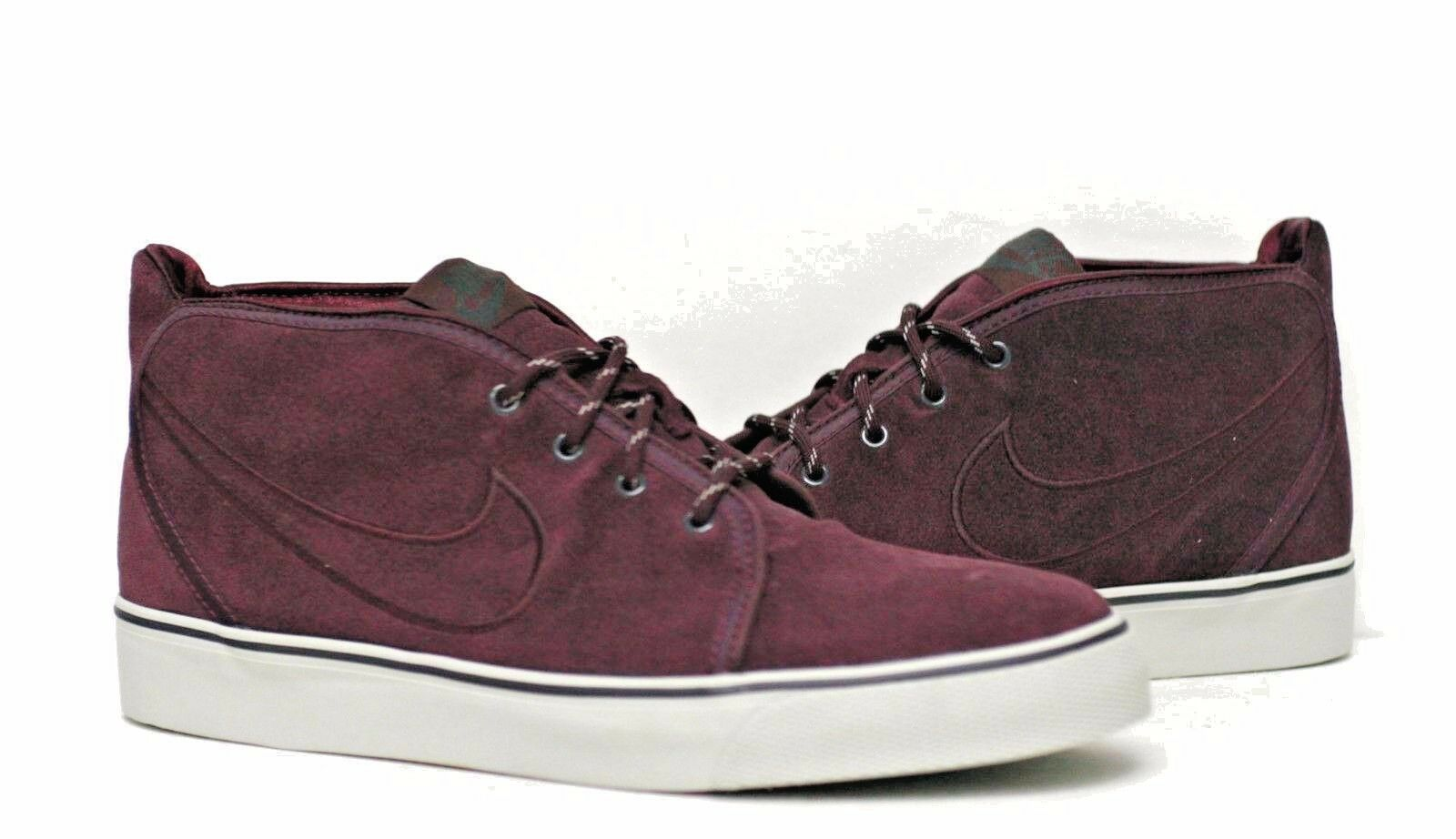 Nike Men's shoes Toki ND Classic Chukka Mens 7.5 Only Available 385444-601