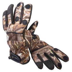Prologic Max5 Camo Neoprene Foldback Thermal Gloves NEW *All Sizes*