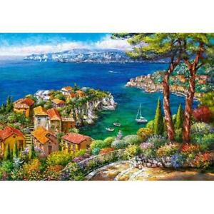 1500 TEILE PUZZLE, FRENCH RIVIERA, CASTORLAND 151776