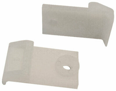 """8 1.42/"""" x .77/"""" Table Rim Attachment Clips for Patio /& Outdoor Tables"""