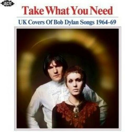 Take What You Need: UK Covers Of Bob Dylan Songs 1964-1969 / Various [New CD]