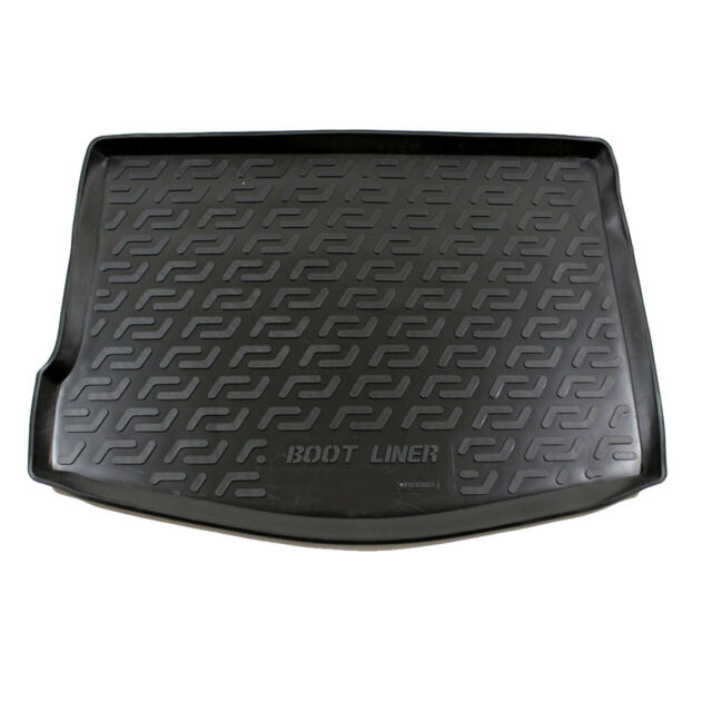 Ford Focus Hatchback 2004 - 2011 waterproof tailored car boot mat liner L3027