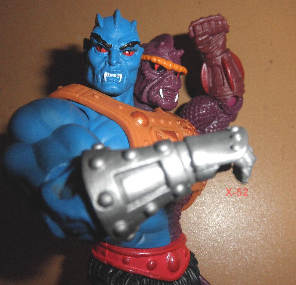 He-Man Masters Of The Universe Classics Motuc Juguete Figura dos mal Matty Club Exclusive Rare Too-BAD