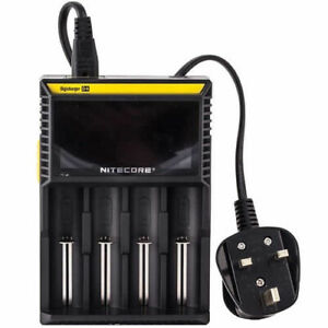 NITECORE-D4-Battery-UNIVERSAL-Charger-100-Authentic-WITH-NITECORE-WARRANTY