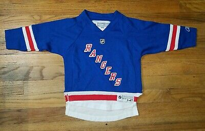 new styles c723e aa261 NICE New York Rangers Jaromir Jagr 68 Jersey Kids Youth Boys 2T 3T 4T Blue  NHL | eBay