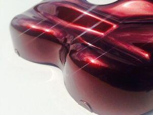 exklusiv individual lack bordeaux rot perl effekt metallic. Black Bedroom Furniture Sets. Home Design Ideas