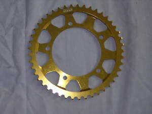 Suzuki GSXR1300 Huyabusa 08>11 44T 530 Rear Sprocket New