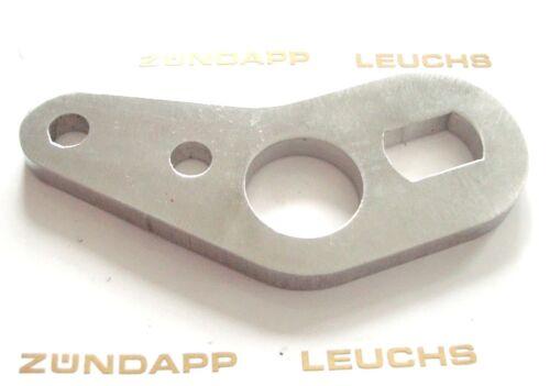 Zündapp Bremsmitnehmer Mitnehmerplatte Bremshebel 517-17.101 C 50 Sport Typ 517