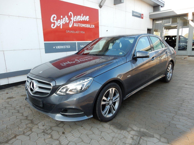 Mercedes E220 2,2 BlueTEC aut. 4d - 399.600 kr.