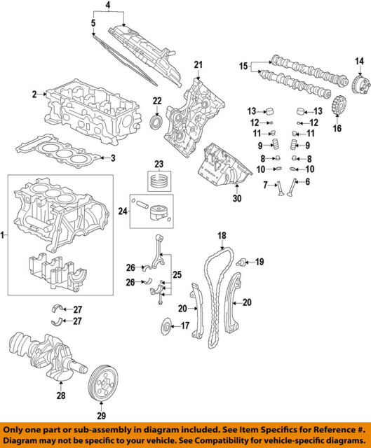 smart oem 08 14 fortwo engine connecting rod 1320380101 ebay rh ebay com pushrod engine diagram Rod Bar Graph Diagram