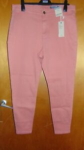 M/&S DENIM LADIES LILAC HIGH RISE /& SUPER SKINNY JEANS FLEXIFIT UK 20 SHORT 29/""