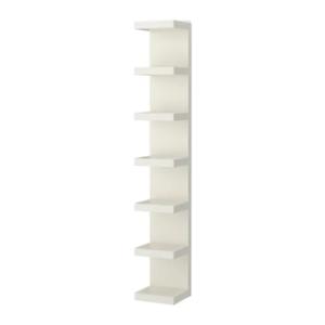 promo code 957dc 54d96 Details about LACK Wall shelf unit White 30 x 190 cm