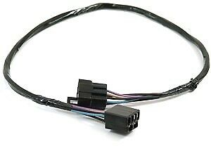 1969 Camaro Stereo Tape To Multiplex Extension Wiring Harness