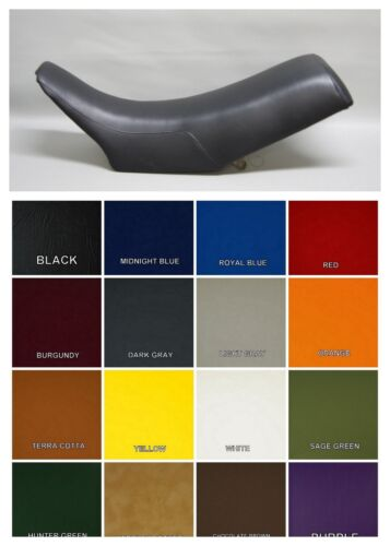 Yamaha YZ Seat Cover YZ490  1983 1984 1985  Models 490 in 25 COLORS /& PATTERNS