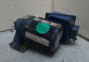 NEW-Sumitomo-SM-Cyclo-Induction-Geared-Motor-CNHM-01-6065YB-29-29-1-WARRANTY