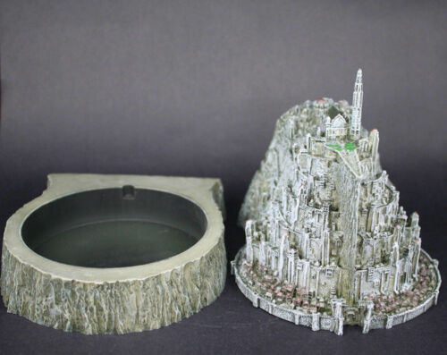 The Lord Of The Rings Minas Tirith Capital Of Gondor Model