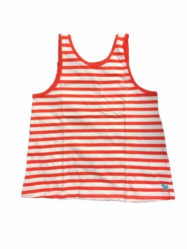 Ex Mini Boden enfants unisexe en coton à rayures en jersey Summer Top i8