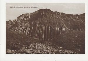 Giants-Organ-Giants-Causeway-N-Ireland-Vintage-Postcard-423a
