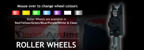 Brand New Matrix Innovations Steve Neville Fluoro Roller Wheel