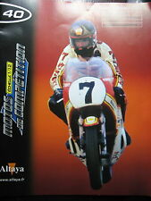 FASCICULE 40  MOTO GP 1/12  SUZUKI RG 500 BARRY SHEENE 1977