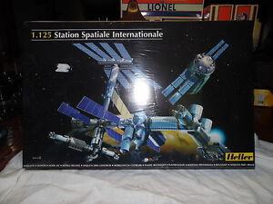 Heller 1:125 International Space Station Model Kit Sealed