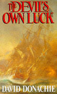 The Devil's Own Luck (The Privateersman Mysteries)
