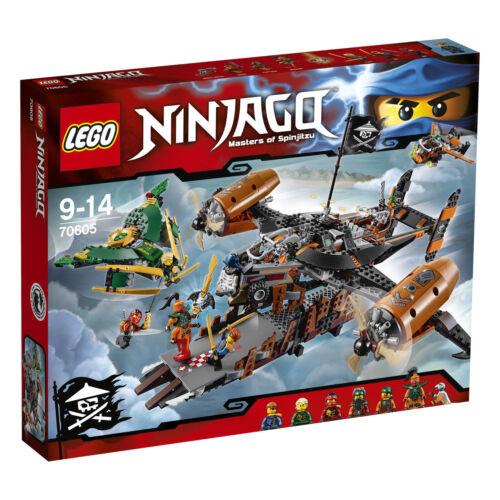 1 von 1 - LEGO® Ninjago 70605 Luftschiff des Unglücks
