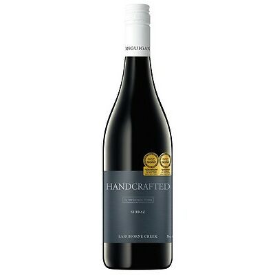 Handcrafted By McGuigan Shiraz 2013 (6 x 750mL)