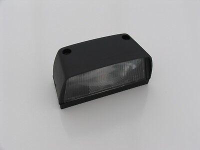 AJBA Number Plate Lamp Light for Erde /& Daxara trailers /& caravans LT18