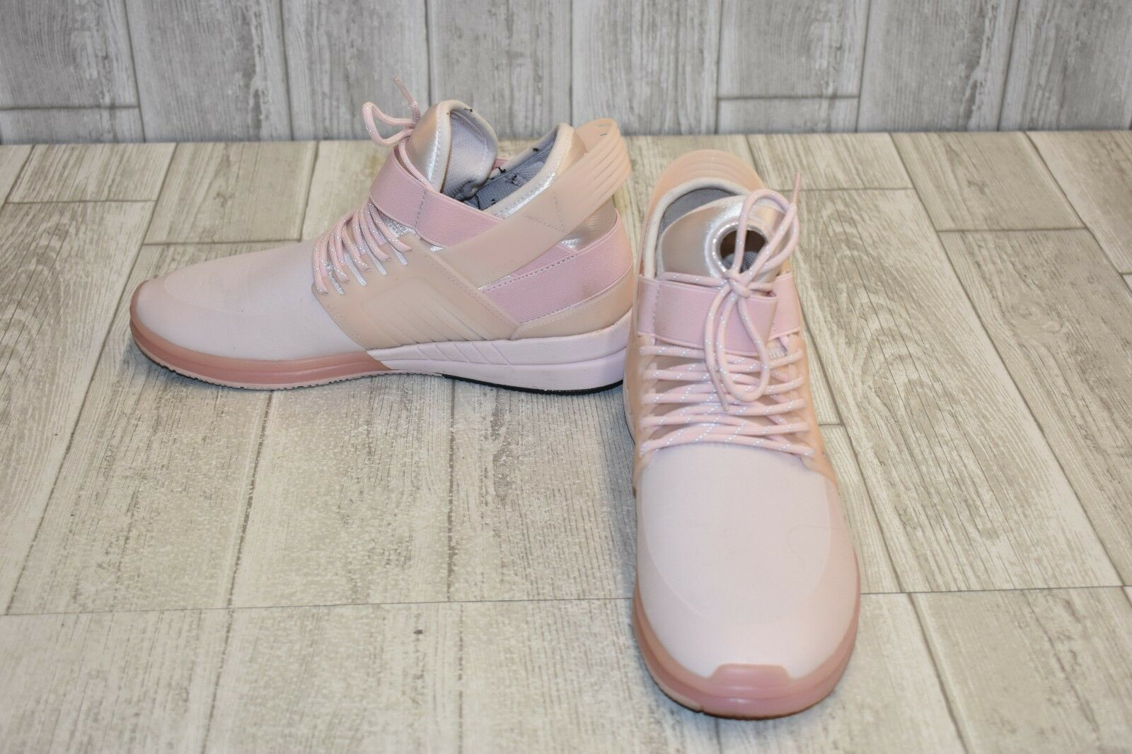 Supra Skytop V Athletic shoes - Men's Size 9.5 - Light Pink
