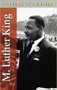 M-Luther-King-Grandes-biografias-series-Spanish-Edition-Hardcover-New