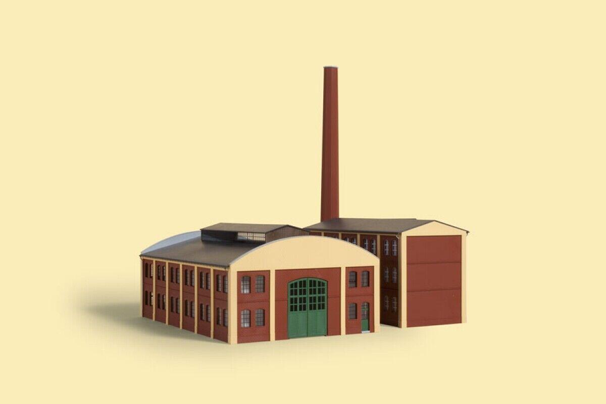 Auhagen 14475 Fabrikgebäude Fabrikgebäude Fabrikgebäude (Spur N), Industriekomplex   NEU in OVP  | Genial Und Praktisch  1cb18e
