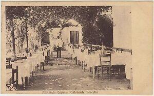Bagni Pescetto : Albissola capo ristorante pescetto savona 1912 ebay