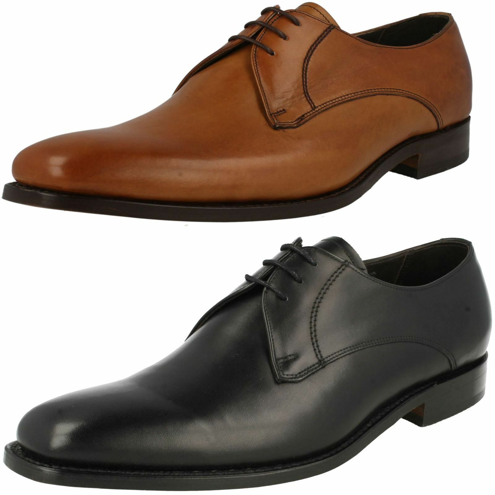 Mens Barker Lace Up shoes Eton.