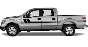 Truck Vinyl Graphics Kit Stripes Decals Sierra Silverado - Vinyl graphics for trucks