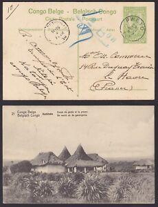 836-RUANDA-Belgian-Congo-1916-Censored-WWI-Illustrated-stationery-cc-PWETO