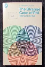 1971 THE STRANGE CASE OF POT by Michael Schofield FN+ 6.5 1st Penguin Paperback