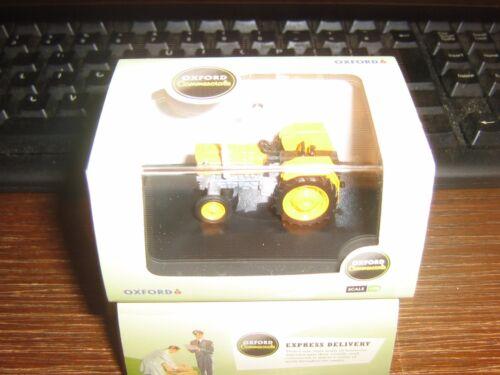 00 gauge //1:76 FARM MASSEY FERGUSON OPEN TRACTOR IN YELLOW OXFORD DIE-CAST -