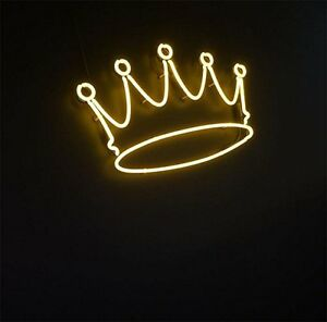High Quality Image Is Loading New Crown Wall Decor Neon Sign 17 034