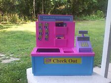 Barbie Doll Store Counter Register Checkout Grocery Register I Love To Shop