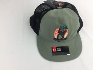 b1387d20a Details about RARE Under Armour- Women's Outdoor Perfomance Graphic  Snapback-