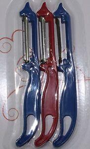 Pack-of-3-x-PLASTIC-POTATO-PEELER-Veggie-fruit-vegetable-carrot-skinner-CHEAP